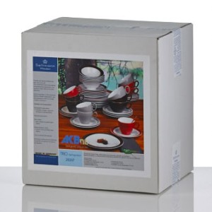 Servies Trio KSW 6 personen